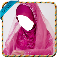 Burqa Women Fashion Photo
