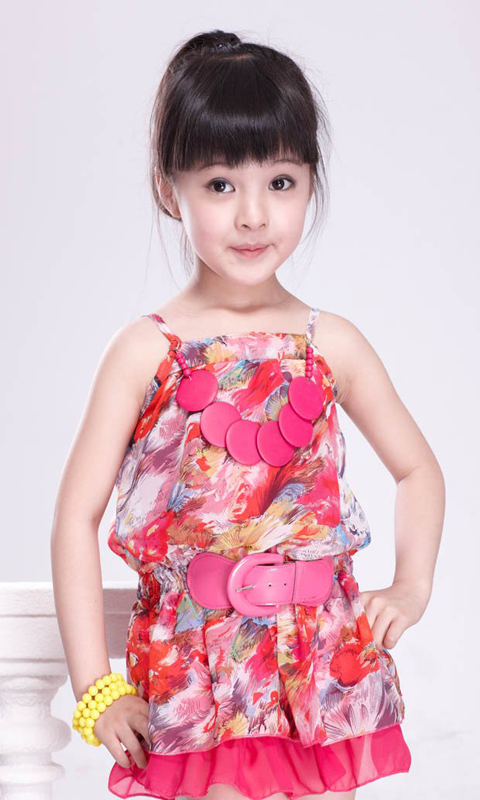 Android Baby Girl Fashion
