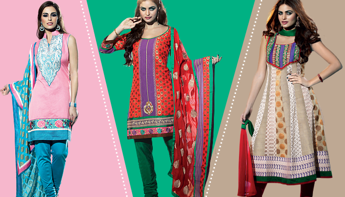 Fashion Tips For Salwar Kameez & Suits For Ladies